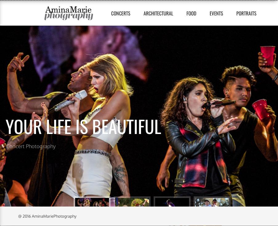 Amina Marie Photography