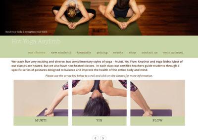 Hot Yoga Asylimb