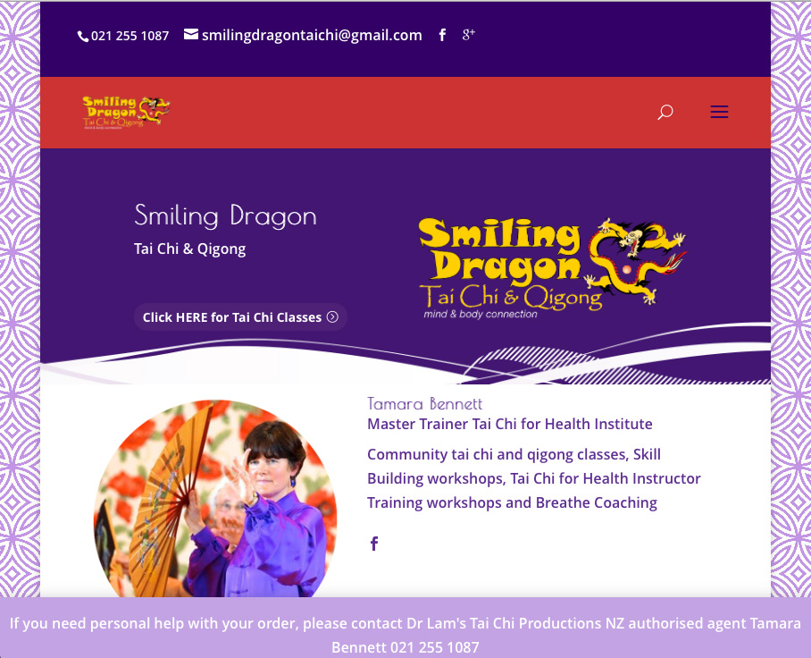 Smiling Dragon Tai Chi