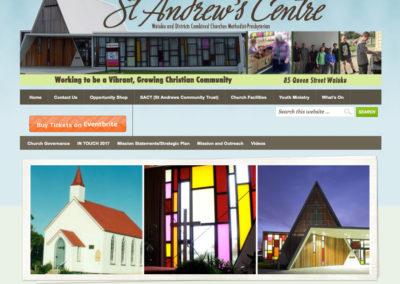 St Andrews Centre